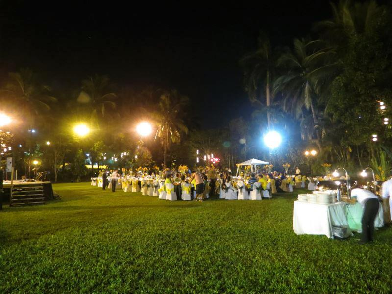 Fellowship Dinner at Puerto Real hosted by the Department of Tourism. Photo by Vincent Lao.