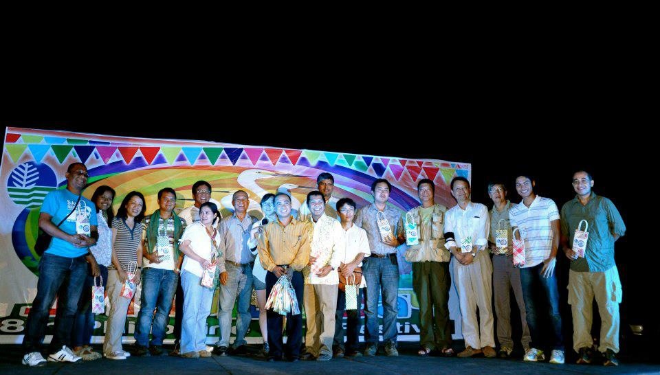 Delegates at the Welcome Dinner held at LLPCHEA