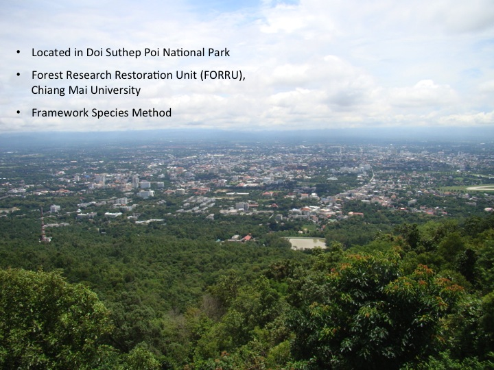 6th International Hornbill Conference, Dr. David Neidel, slide 5 http://cmhike.com/2011/03/sunday-20th-of-march-circular-hike-from-baan-mae-khi-along-a-mountain-ridge/ �