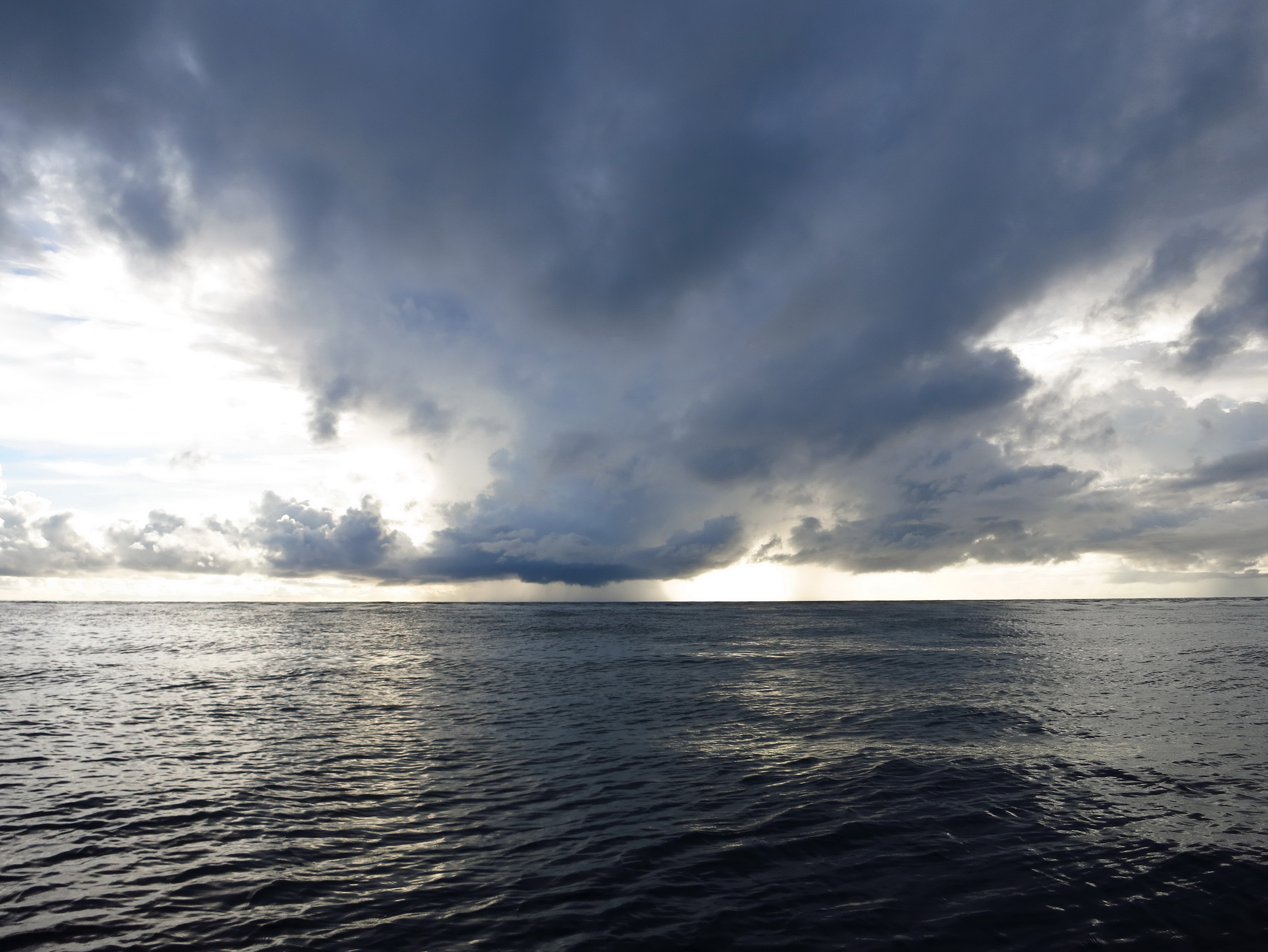 A sample of the beautiful seascape we enjoyed during those two days - Photo by Christian Perez