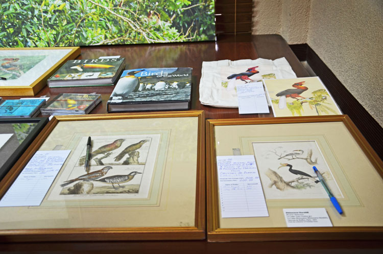 And a lot of interesting items were on display.  Photo by Marites Falcon.