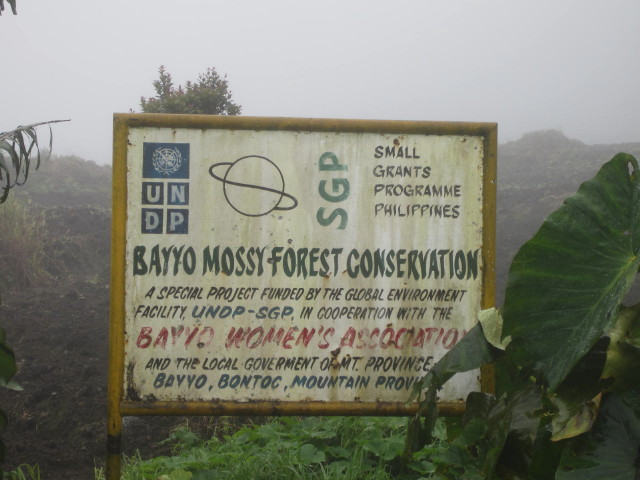 conservation area in name only