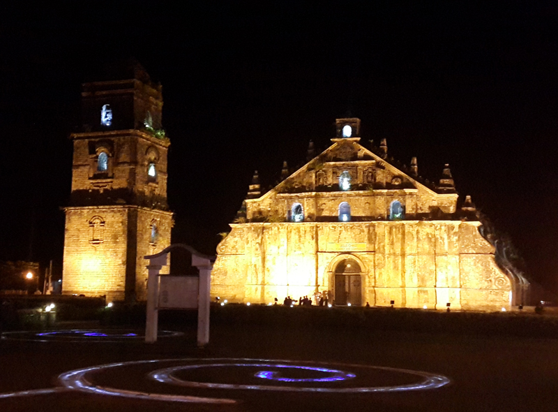 "The famed St. Augustine Church, a UNESCO World Heritage Site, is the centerpiece of the ""Paoay Kumakaway"" tourism drive."