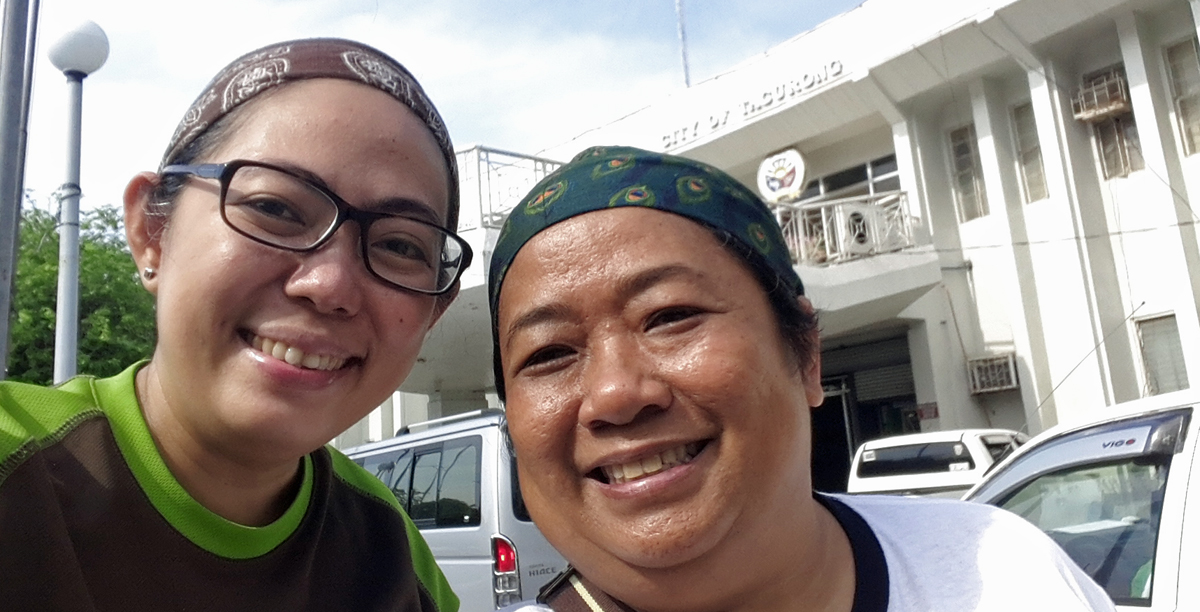 "When we got to Tacurong, we dropped by the city hall to meet Mayor Lina Montilla. We had a good chat about the bird sanctuary and how it came to be. The Mayor called it an ""unexpected blessing"" because they had no idea what attracted the birds there."