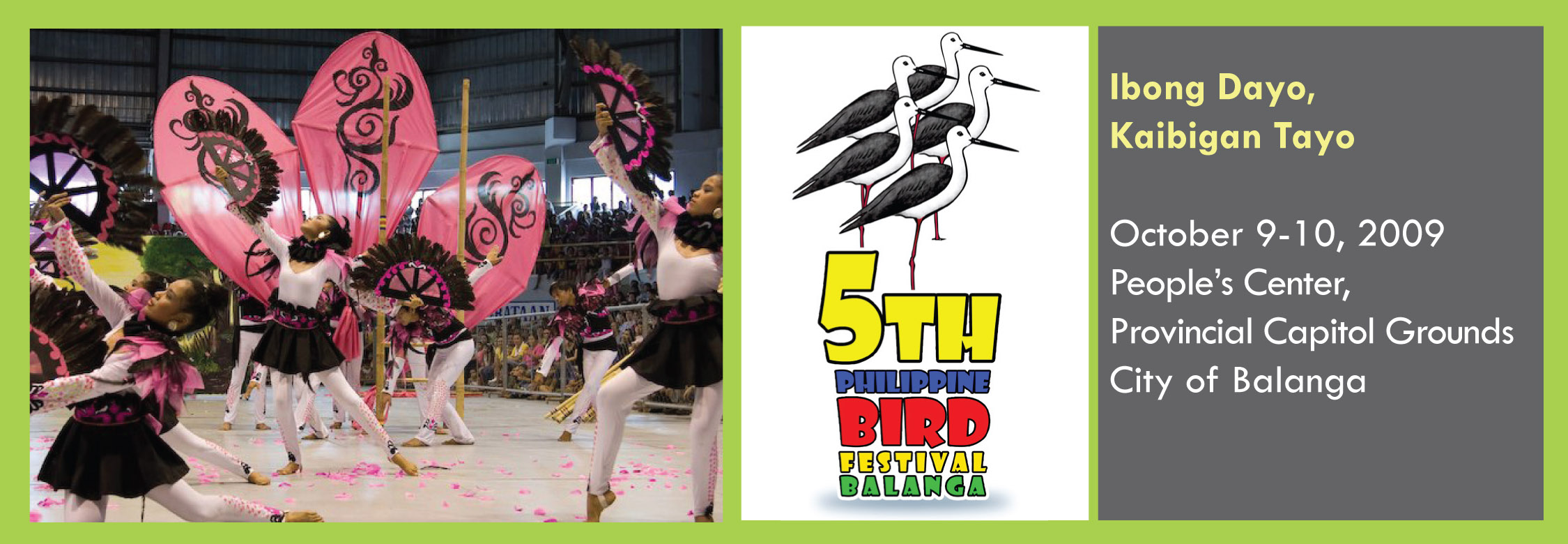 5th Philippine Bird Festival