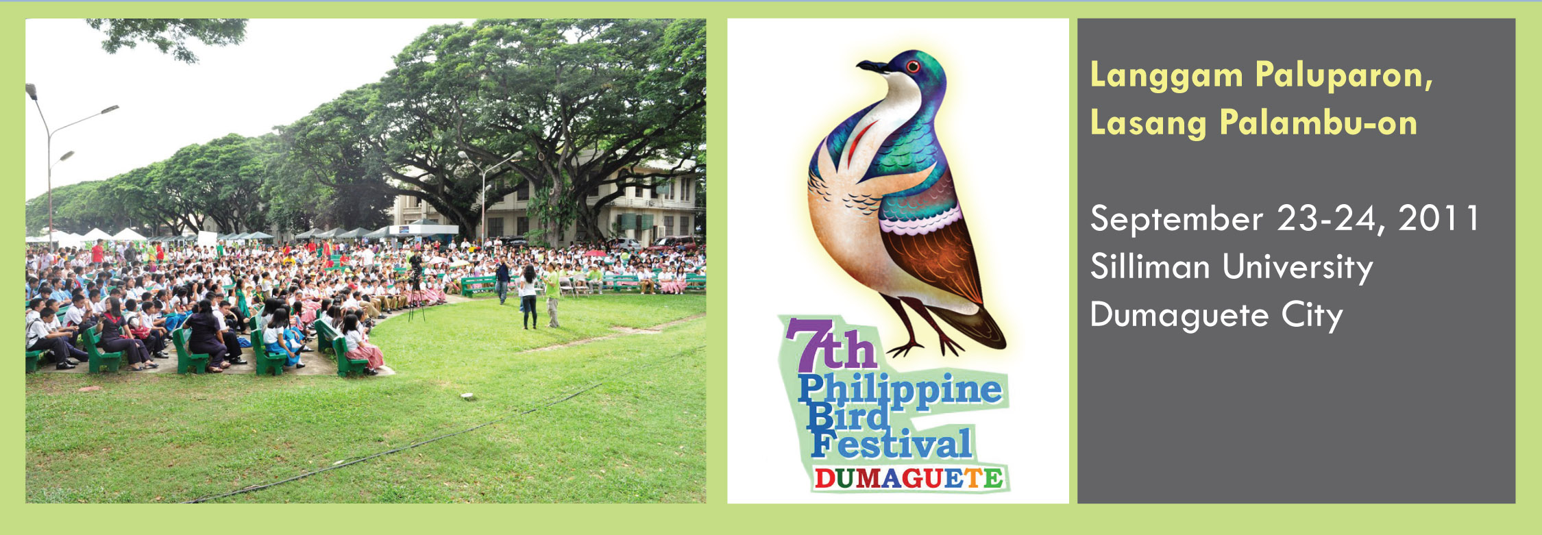 7th Philippine Bird Festival