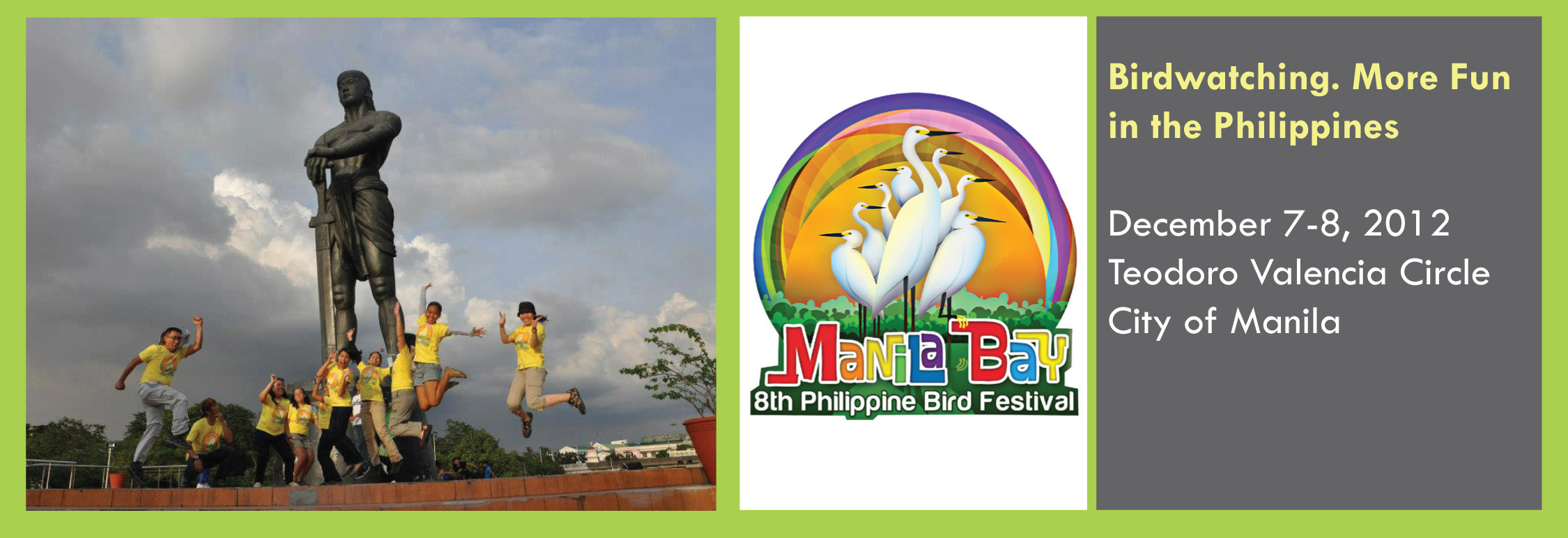 8thPhilippine Bird Festival