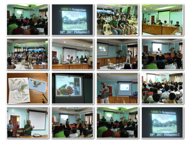 The Northern Light project's Conservation forum held at the Cagayan State University – Sanchez Mira campus, 21 March, 2016.
