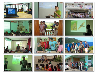 Various educational & awareness raising activities were conducted by the WBCP-Raptor Group in Ilocos Norte & Cagayan Province since 2013; as well as exploratory trips in the quest for the raptor migration route.