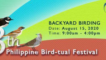 13th Philippine Bird-tual Festival